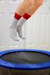 Mini Trampoline Jumping