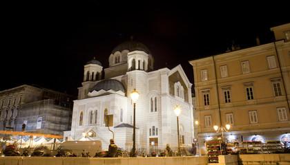 Chiesa Serbo Ortodossa, Trieste