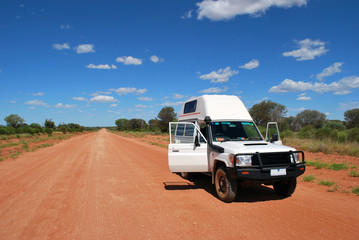 4wd travel in Australia