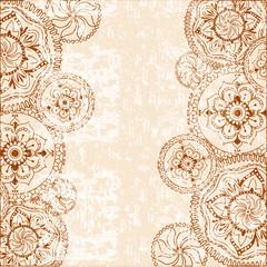 ornamental blank