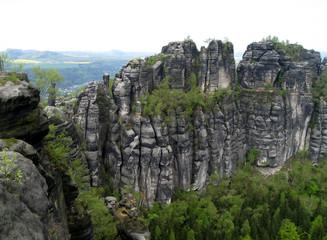 elbe sandstein felsen sächsische schweiz