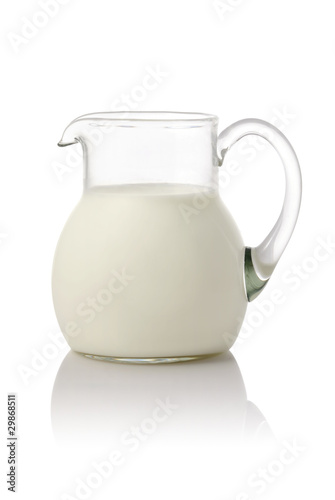 One liter of fresh milk