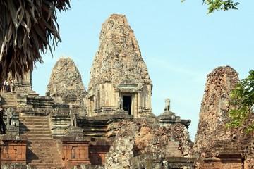 Angkor Tempel Turm