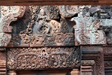 Angkor Tür Dach