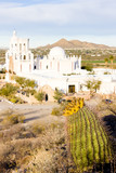 San Xavier del Bac Mission, Arizona, USA
