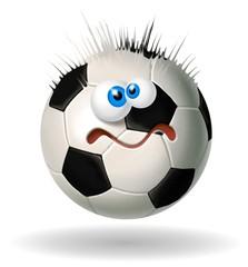 pallone stravolto