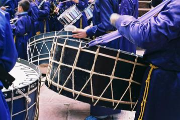 tambores semana santa