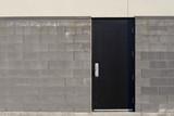 Commercial Steel Back Door poster