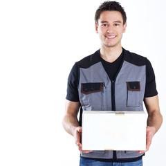 deliveryman activity
