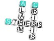 Stress Crossword