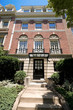 Red Brick Beaux Arts Row House Home  Washington DC