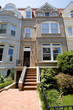 Richardsonian Romanesque Row House Home Washington