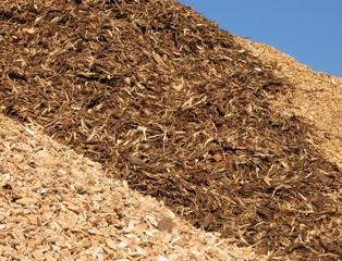 Holzschnitzel - Rohstoff
