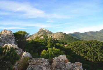 Maigmó y montañas de Alicante
