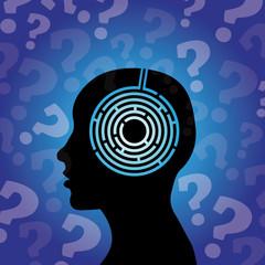 reflexion maladie mentale alzheimer