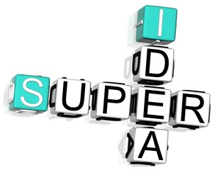 Super Idea Crossword