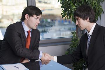 Deal mit Händedruck