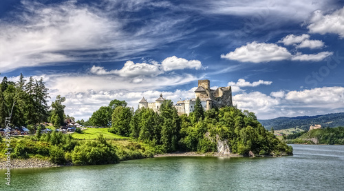 Medieval Dunajec castle in Poland - 29909571
