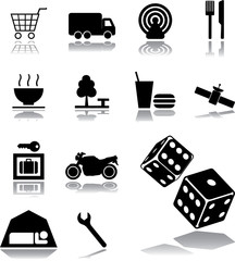 Set icons - 181. Transport icons
