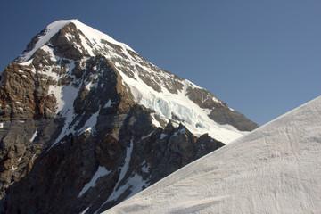 Swiss Alps Jungfraujoch