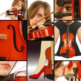 Donna con Violino