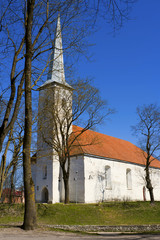 Old Church. Estonia
