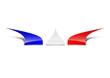 Logo teamwork francese o inglese # Vector
