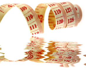 mètre ruban souple