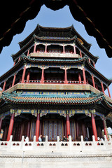 Summer Palace at Beijing, China