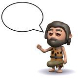 3d Caveman has something intelligent to say...