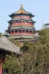 Summer Palace at Beijing, China