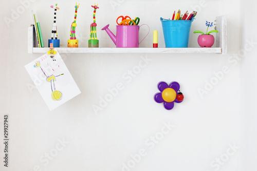 Półka dla dzieci