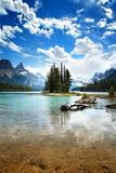 Spirit Island, Maligne Lake / Kanada poster