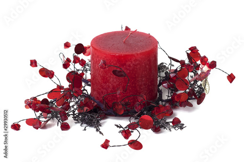 Candle, home decoration