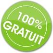 bouton 100% gratuit