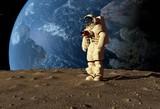 Fototapety The astronaut