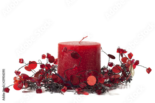 Candle decorative for home