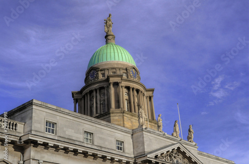 Custom House 1791 - Dublin, Ireland (Irland)