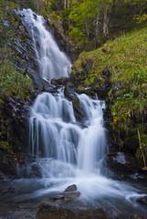 Cascadas en Artiga de Lin