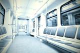 Fototapete Bus - Business - Tunnel / Unterirdisch