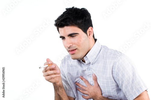 Smoking consequences