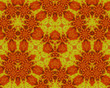 Special pattern Background Fire Colored