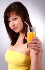 Vitaminreicher Drink