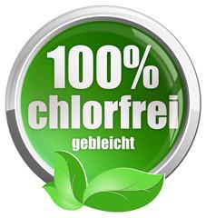 100% chlorfrei gebleicht