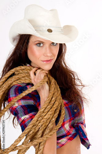Hero Cowgirl