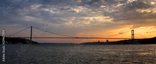 Fototapeten,bosphorus,brücke,konstruktion,istanbul