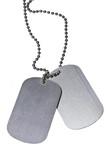 Fototapety Military ID tags