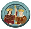 Catholic Monarchs, Isabella I of Castile, Ferdinand II of Aragon
