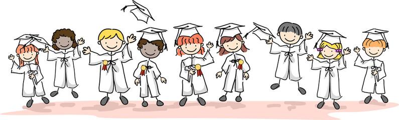 Kid Graduates