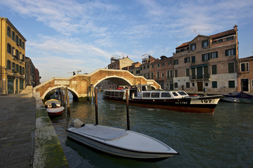 Ponte dei Tre Archi, Venezia